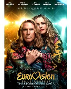EUROVISION SONG CONTEST THE STORY OF FIRE SAGA