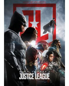 ZACK SYNDER'S JUSTIC LEAGUE